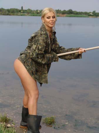 Скачать песню я рыбалочку люблю